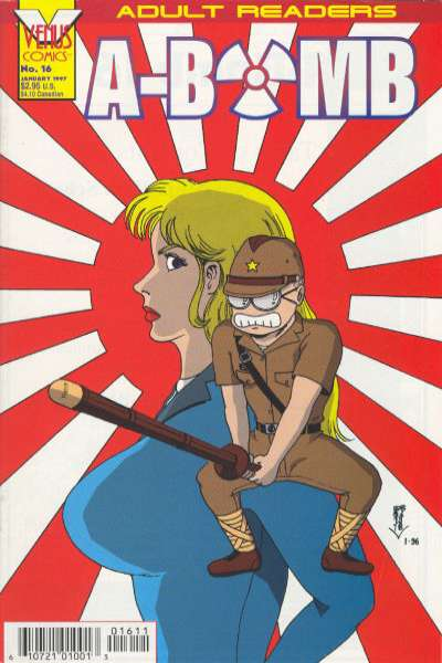 A-Bomb #16 comic books for sale