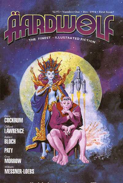 Aardwolf #1 Comic Books - Covers, Scans, Photos  in Aardwolf Comic Books - Covers, Scans, Gallery