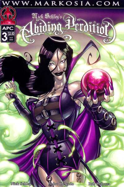 Abiding Perdition #3 comic books for sale