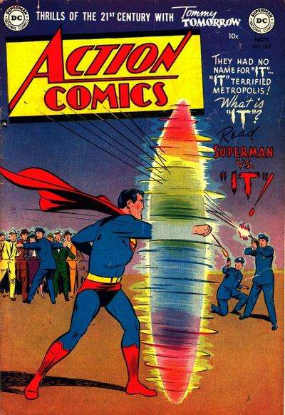 Action Comics #162 Comic Books - Covers, Scans, Photos  in Action Comics Comic Books - Covers, Scans, Gallery