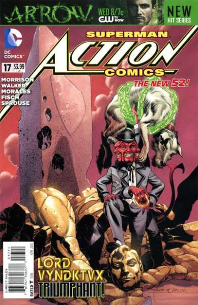 Action Comics #17 comic books for sale