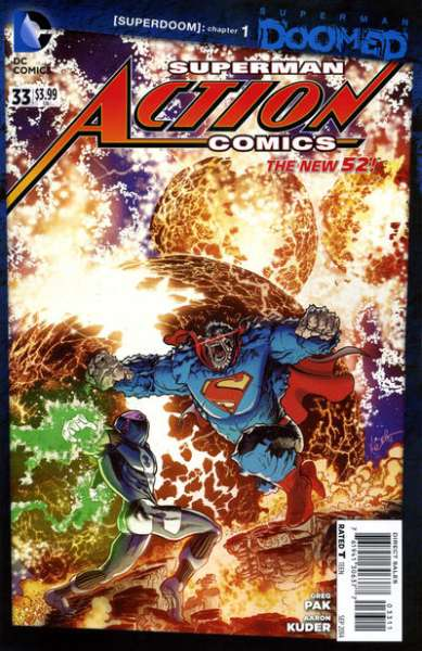 Action Comics #33 comic books for sale