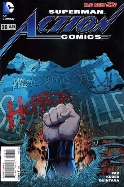 Action Comics #36 comic books for sale