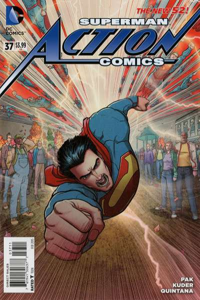 Action Comics #37 comic books for sale