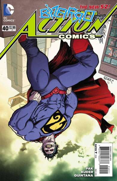 Action Comics #40 comic books for sale