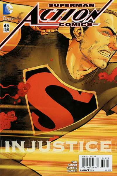 Action Comics #45 comic books for sale