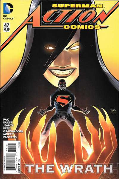 Action Comics #47 comic books for sale