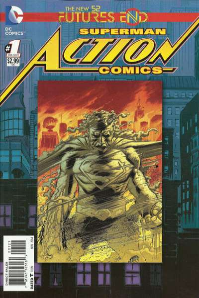 Action Comics: Futures End Comic Books. Action Comics: Futures End Comics.