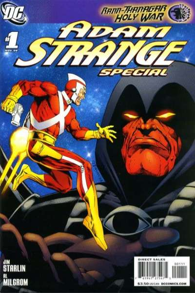 Adam Strange #1 comic books for sale