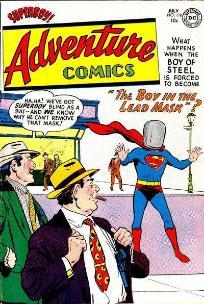 Adventure Comics #178 comic books for sale