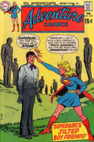 Adventure Comics #389 Comic Books - Covers, Scans, Photos  in Adventure Comics Comic Books - Covers, Scans, Gallery