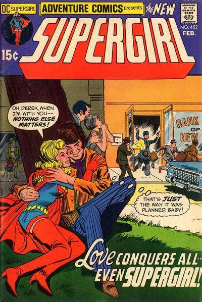 Adventure Comics #402 comic books for sale