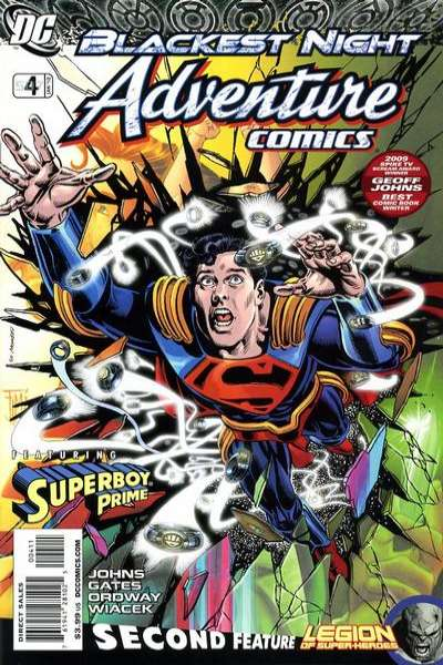 Adventure Comics #4 comic books for sale