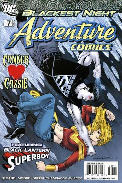 Adventure Comics #7 comic books for sale