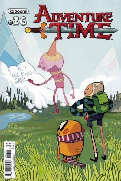 Adventure Time #26 Comic Books - Covers, Scans, Photos  in Adventure Time Comic Books - Covers, Scans, Gallery