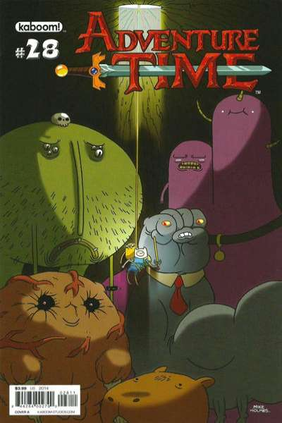 Adventure Time #28 Comic Books - Covers, Scans, Photos  in Adventure Time Comic Books - Covers, Scans, Gallery