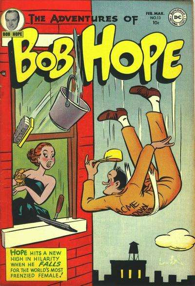 Adventures of Bob Hope #13 Comic Books - Covers, Scans, Photos  in Adventures of Bob Hope Comic Books - Covers, Scans, Gallery