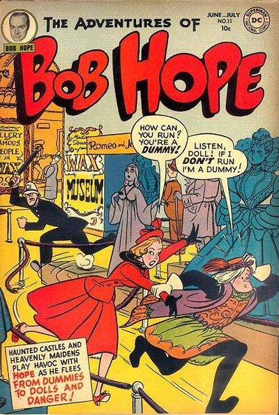 Adventures of Bob Hope #15 Comic Books - Covers, Scans, Photos  in Adventures of Bob Hope Comic Books - Covers, Scans, Gallery