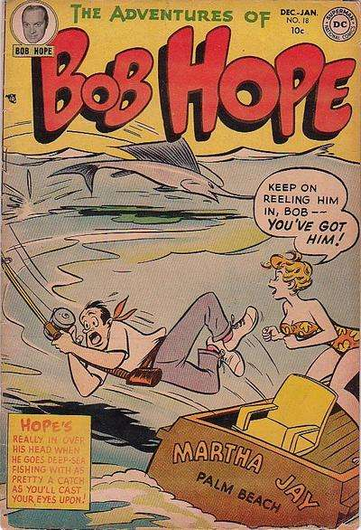 Adventures of Bob Hope #18 Comic Books - Covers, Scans, Photos  in Adventures of Bob Hope Comic Books - Covers, Scans, Gallery