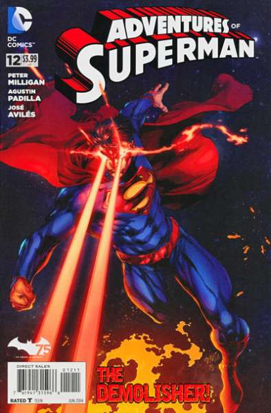 Adventures of Superman #12 comic books for sale