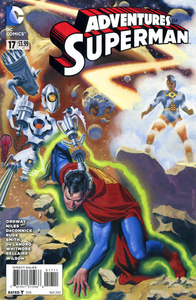 Adventures of Superman #17 comic books for sale