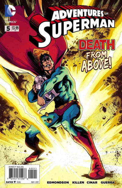 Adventures of Superman #5 comic books for sale