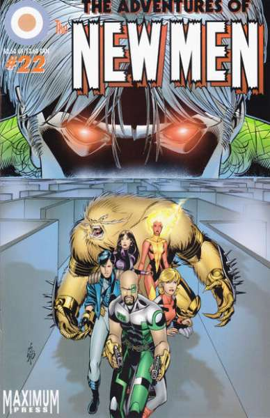 Adventures of the Newmen #22 comic books for sale