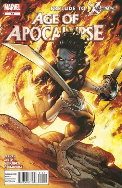 Age of Apocalypse #13 comic books for sale