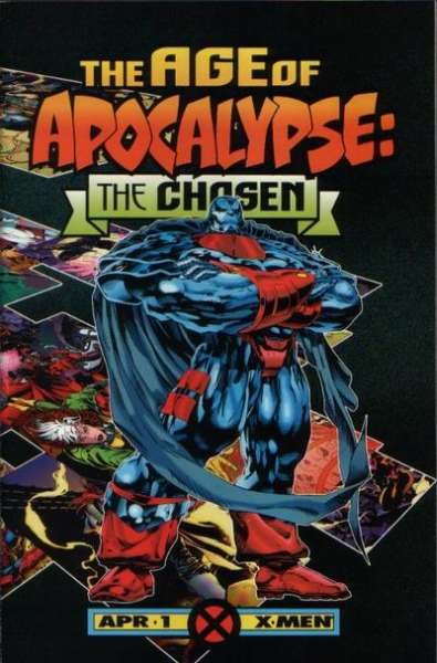 Age of Apocalypse: The Chosen Comic Books. Age of Apocalypse: The Chosen Comics.