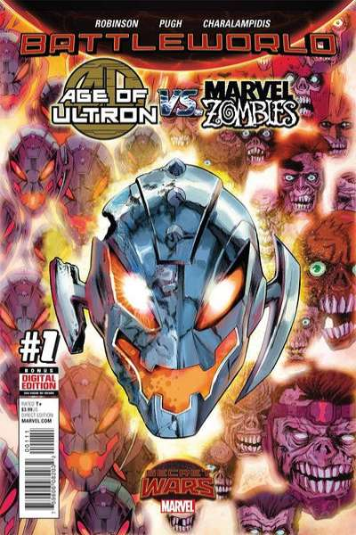 Age of Ultron vs. Marvel Zombies # comic book complete sets Age of Ultron vs. Marvel Zombies # comic books