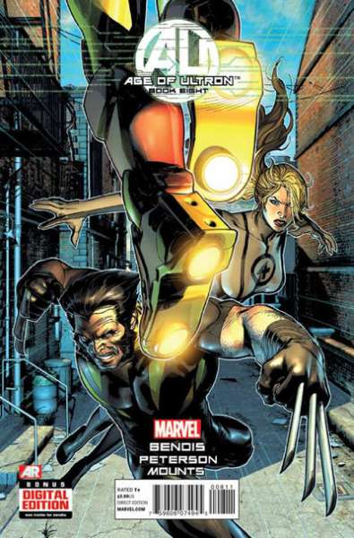 Age of Ultron #8 comic books for sale