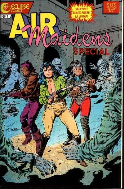 Air Maidens Special #1 comic books for sale