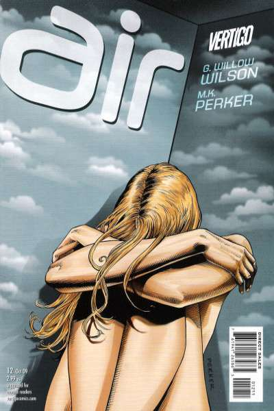 Air #12 comic books for sale