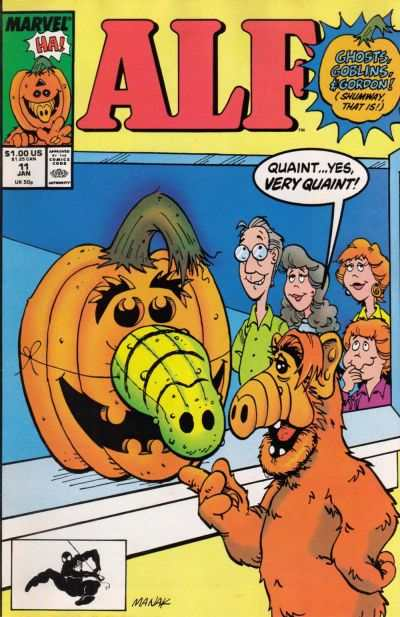 Alf #11 Comic Books - Covers, Scans, Photos  in Alf Comic Books - Covers, Scans, Gallery