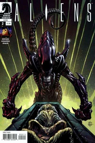 Aliens #2 comic books for sale