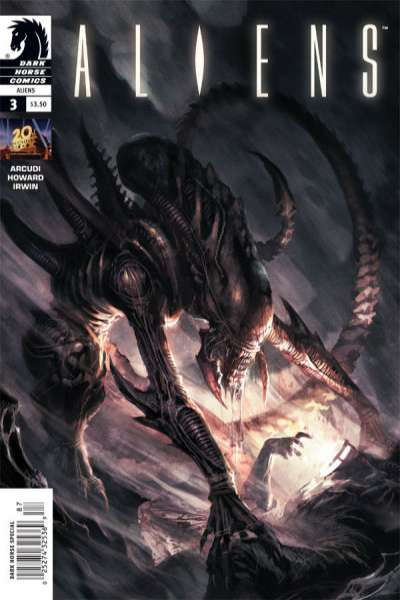 Aliens #3 comic books for sale
