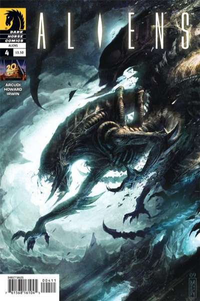 Aliens #4 comic books for sale