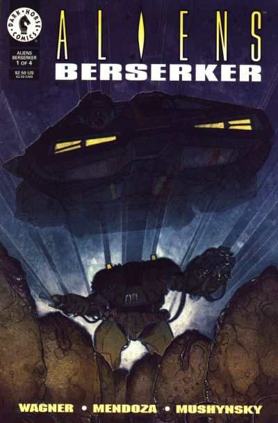 Aliens: Berserker Comic Books. Aliens: Berserker Comics.