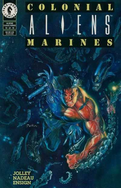 Aliens: Colonial Marines #10 Comic Books - Covers, Scans, Photos  in Aliens: Colonial Marines Comic Books - Covers, Scans, Gallery