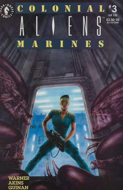 Aliens: Colonial Marines #3 comic books - cover scans photos Aliens: Colonial Marines #3 comic books - covers, picture gallery