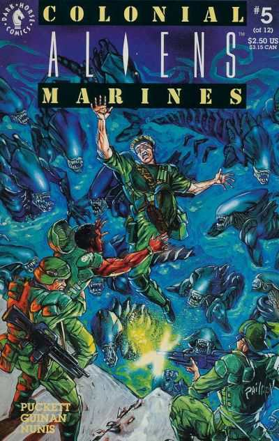 Aliens: Colonial Marines #5 comic books - cover scans photos Aliens: Colonial Marines #5 comic books - covers, picture gallery