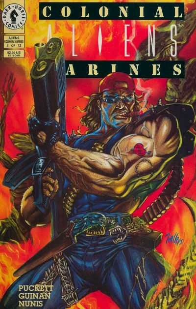 Aliens: Colonial Marines #6 comic books for sale
