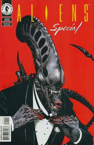 Aliens Special comic books