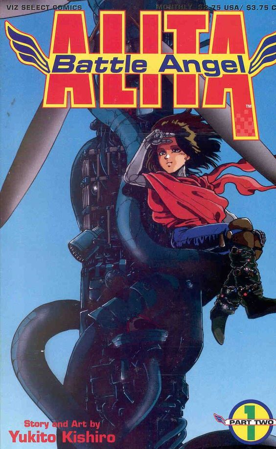 Alita: Battle Angel: Part 2 Comic Books. Alita: Battle Angel: Part 2 Comics.