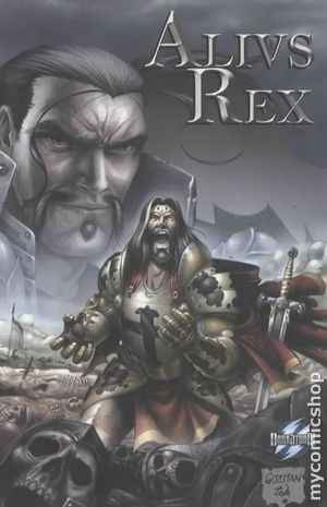 Alivs Rex comic books