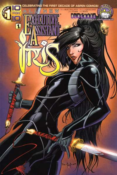All New Executive Assistant: Iris # comic book complete sets All New Executive Assistant: Iris # comic books