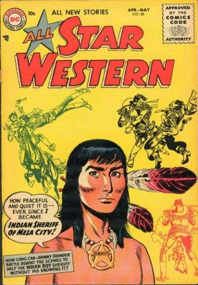All Star Western #88 comic books for sale