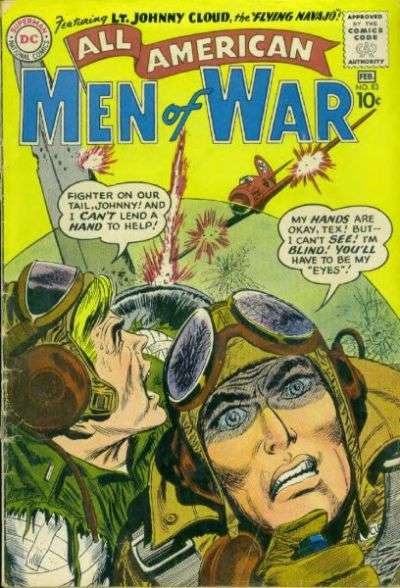 All-American Men of War #83 Comic Books - Covers, Scans, Photos  in All-American Men of War Comic Books - Covers, Scans, Gallery