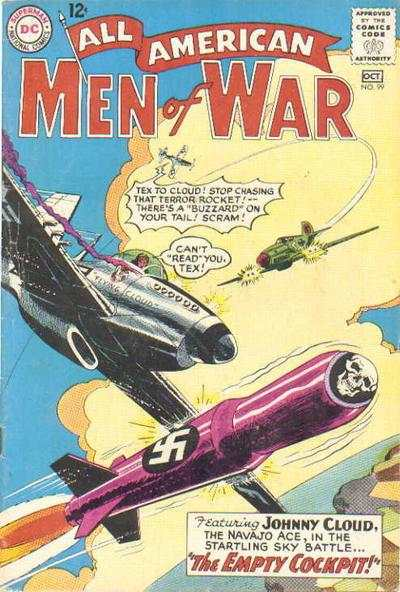All-American Men of War #99 comic books for sale