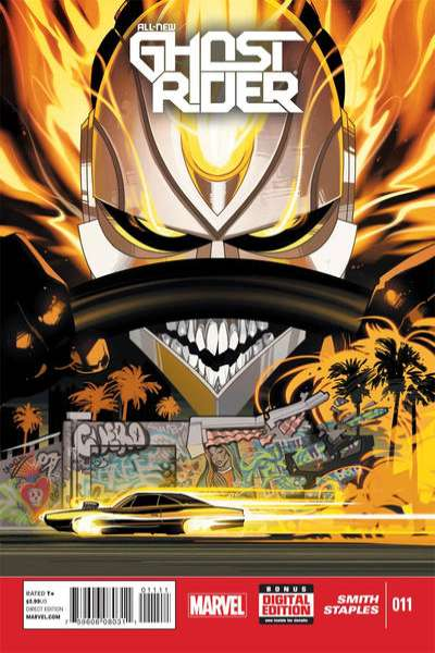 All-New Ghost Rider #11 comic books for sale